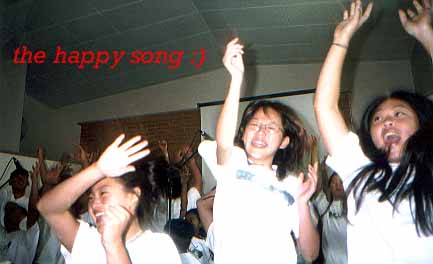 jill, keiga, paige - happy song